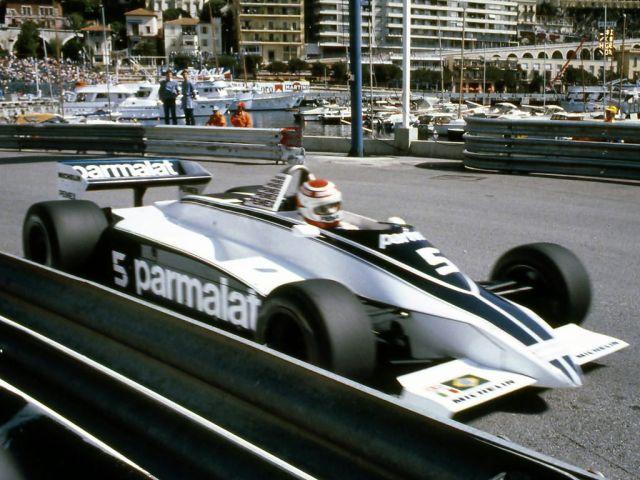Piquet Brabham BT49