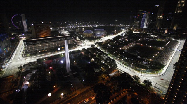 circuito cingapura