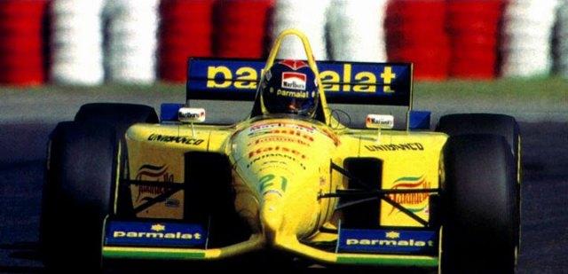 forti corse 1995 diniz