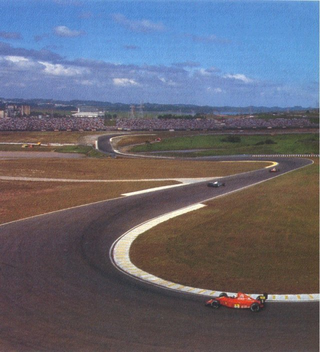 circutio interlagos 1990