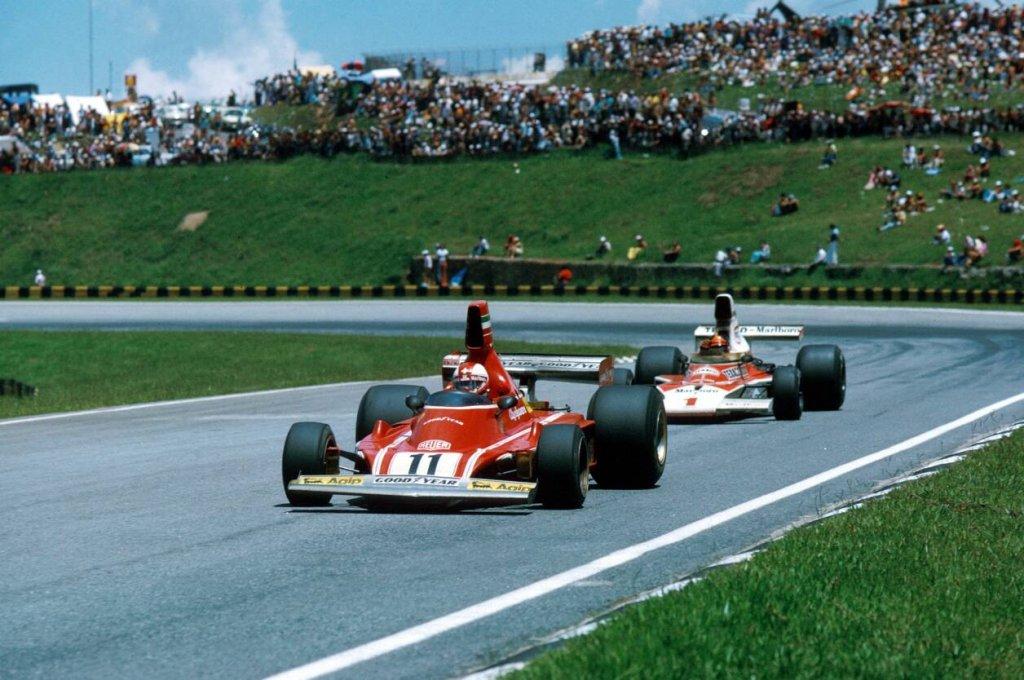 clay Regazzoni Emerson Fittipaldi