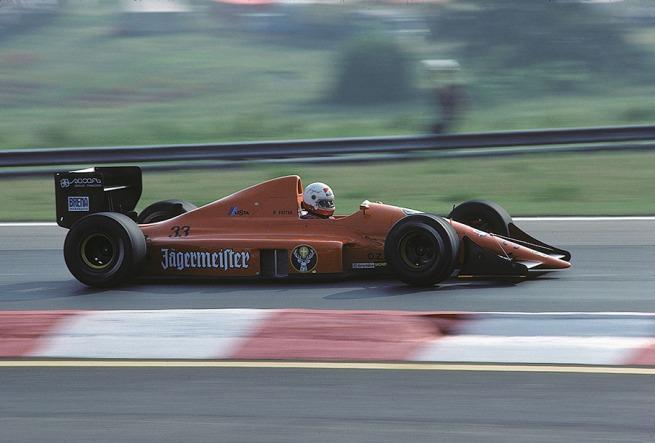 Gregor Foitek - 1989