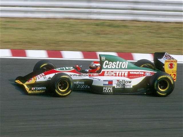 Lotus Johnny Herbert 1993
