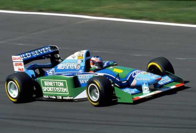 Schumacher Benetton 1994