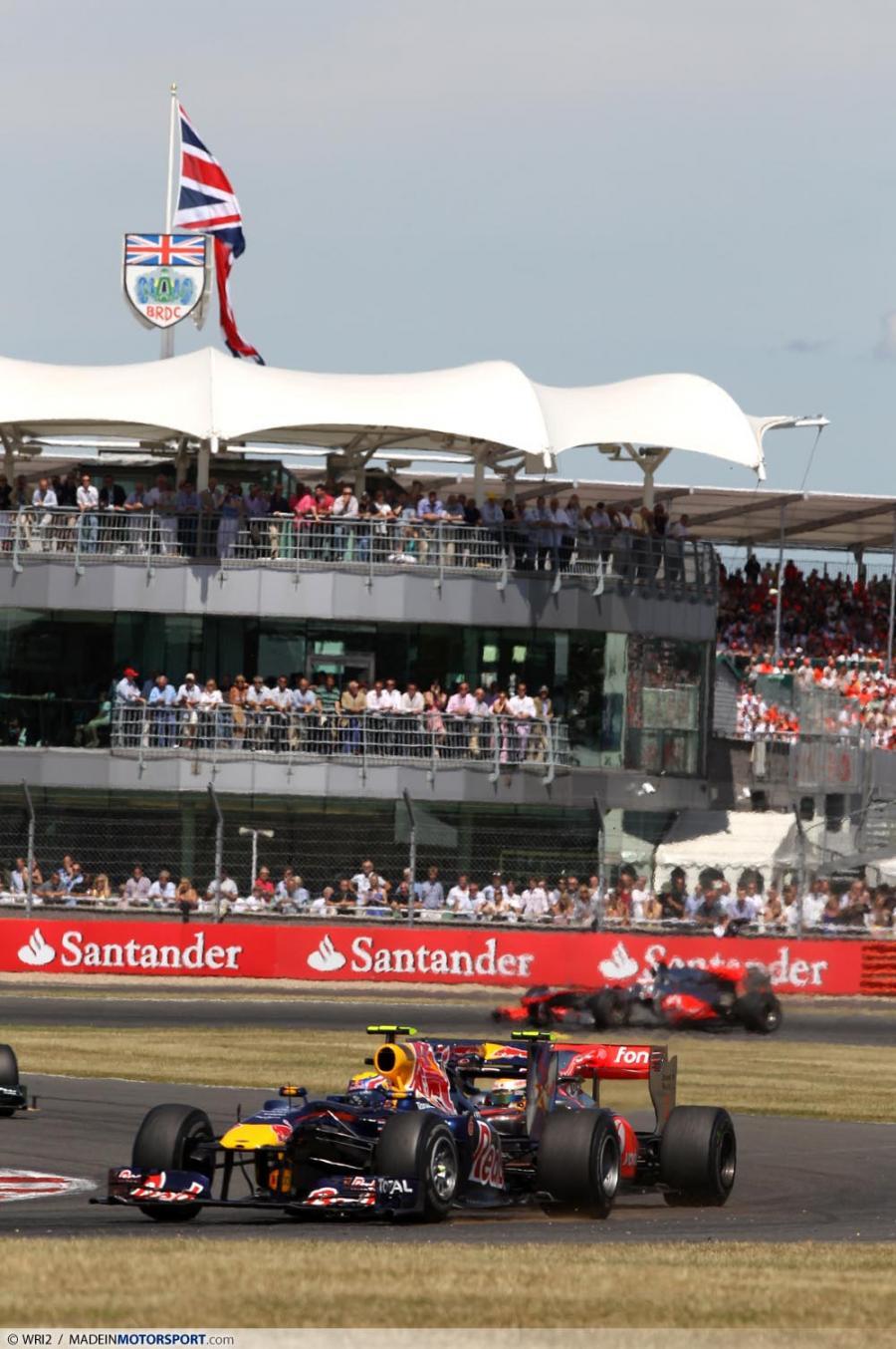 GP da Grã-Bretanha de F1: O