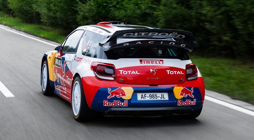 Citroen Ds3 Wrc Wallpaper. O Citroen DS3 WRC traz ainda