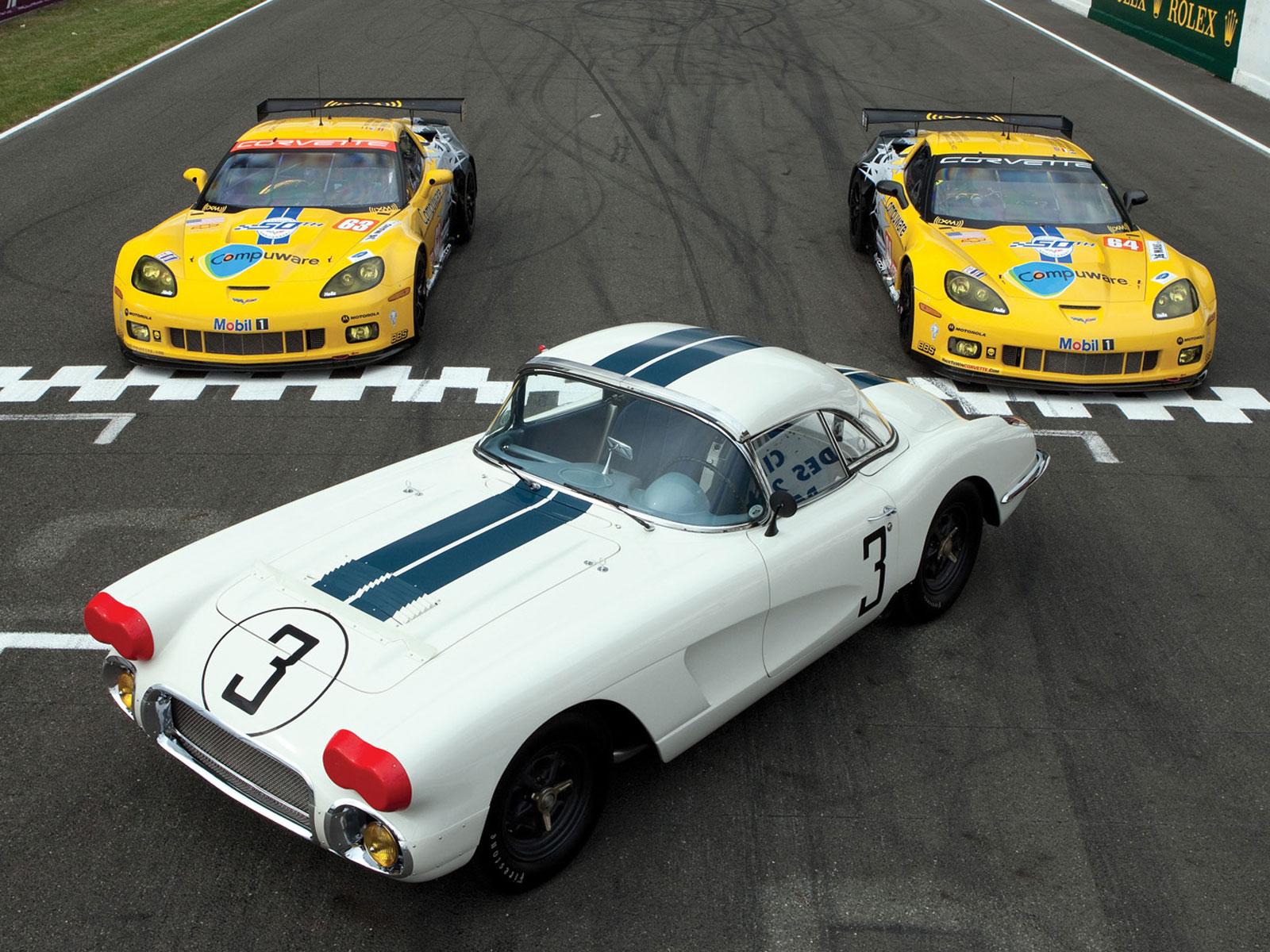 De olho no cabeçalho: Corvette em Le Mans | Fórmula Total