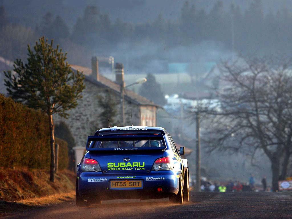 Especial Fim De Uma Era World Rally Cars Subaru