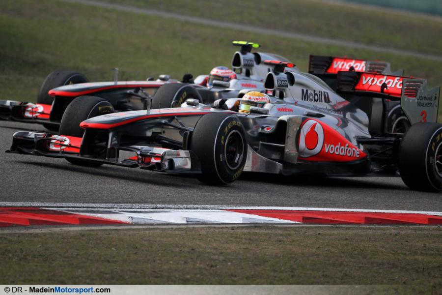 GP da China de Formula 1, Xangai em 2011 - formulatotal.wordpress.com