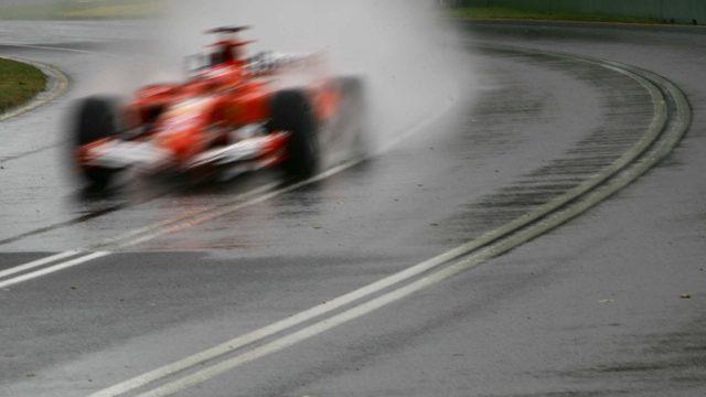GP Australia 2005 Ferrari