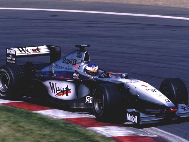 Montreal 1999 - Mika Häkkinen