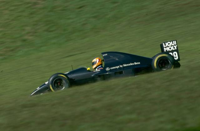 Sauber c12 GP Brasil