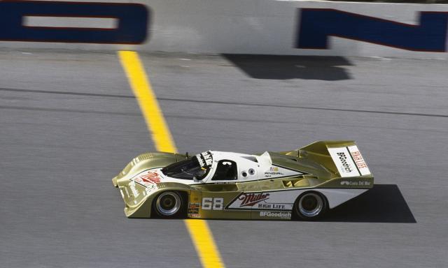 Mario Andretti 24 horas Daytona 1989