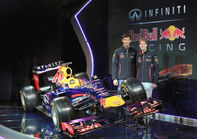 FORMULA 1 - Launch Red Bull Racing RB09