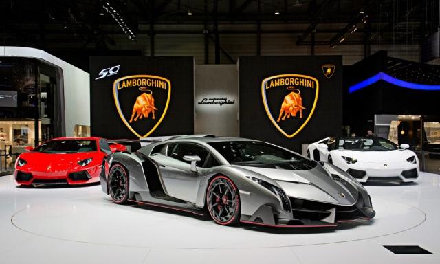 Lamborghini Veneno 01