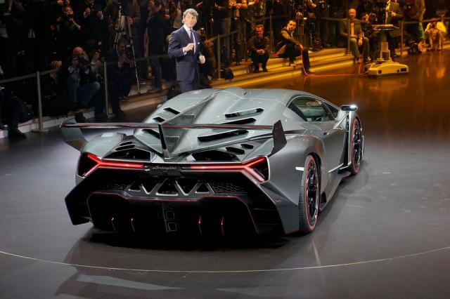 Lamborghini Veneno 04