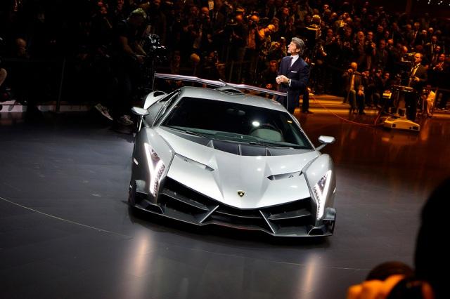 Lamborghini Veneno 05