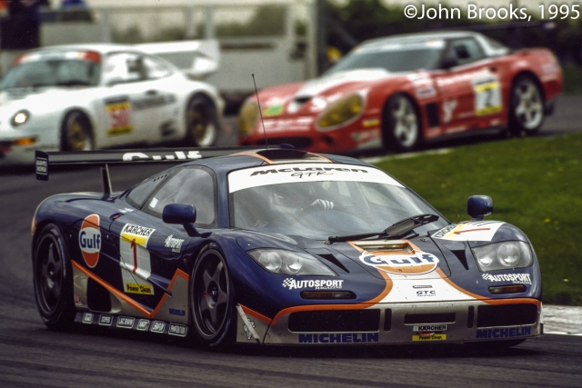 1995 BPR Donington 4 Hours