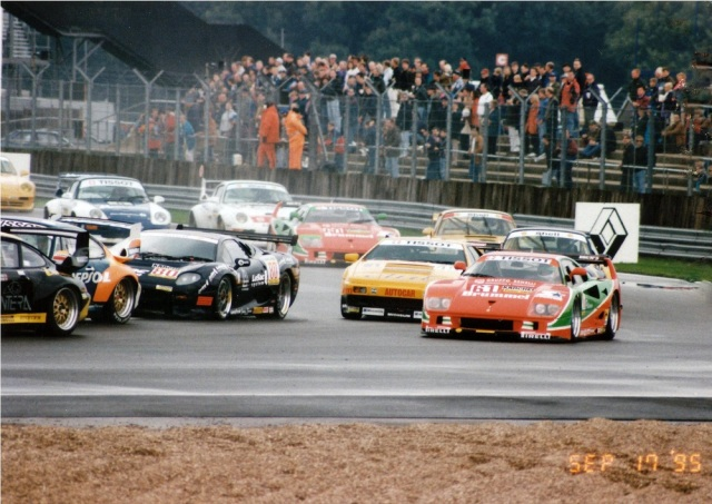 BPR Global GT Series Silverstone 1995