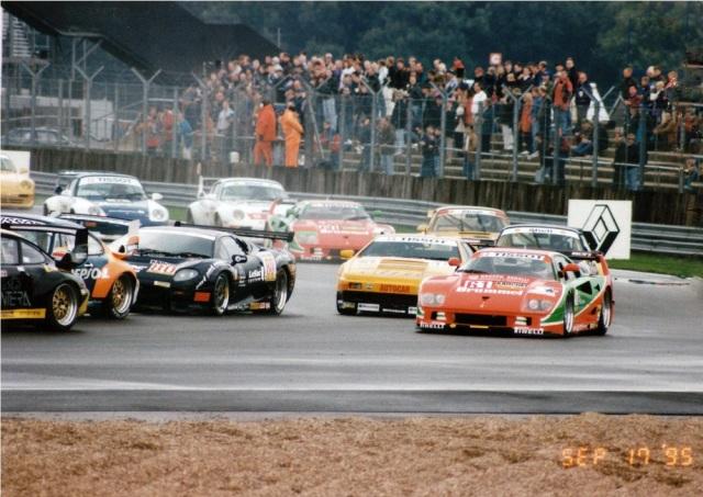 BPR Global GT Series Silverstone 1995