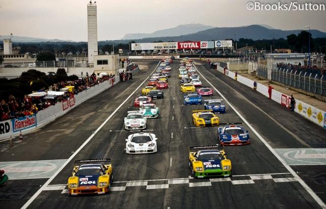 BPR Global Endurance GT Series