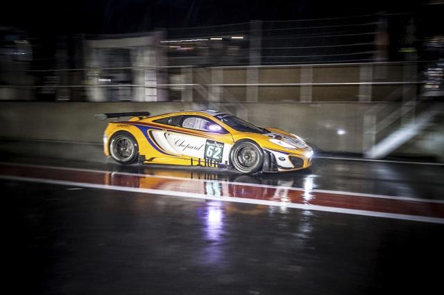 Lapidus Racing McLaren MP4-12C GT3