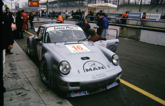 Monza 1996 Porsche 911