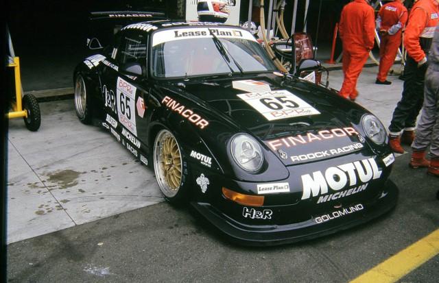 Porsche 911 GT1 BPR