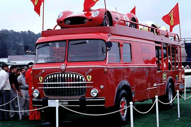 1957 Fiat 682R Transporter