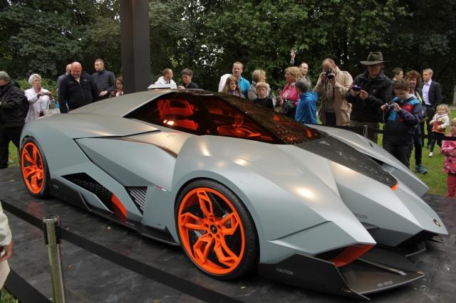 2013 Lamborghini Egoista - 2