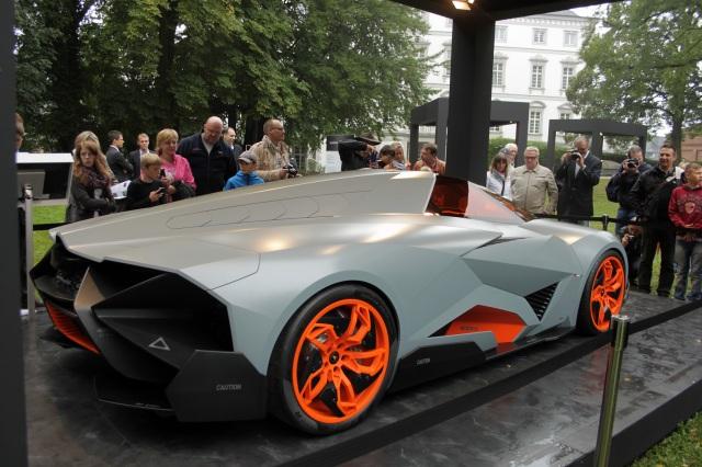 2013 Lamborghini Egoista - 3