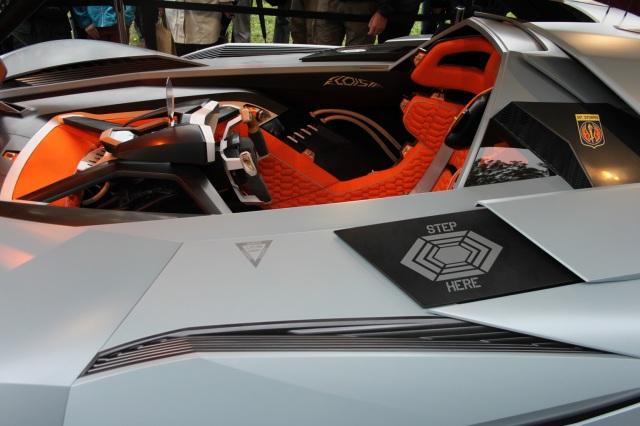 2013 Lamborghini Egoista - 5