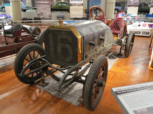 1906 Locomobile Racer 'Old Number 16' - 10