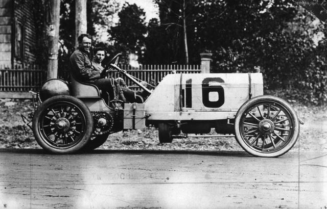 1906 Locomobile Racer 'Old Number 16' - 2