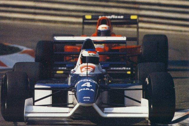 Imola 1990-Jean Alesi