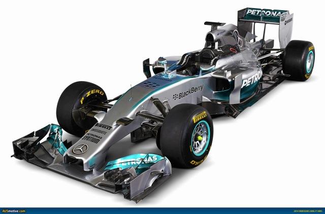 Mercedes-AMG-F1-W05-01