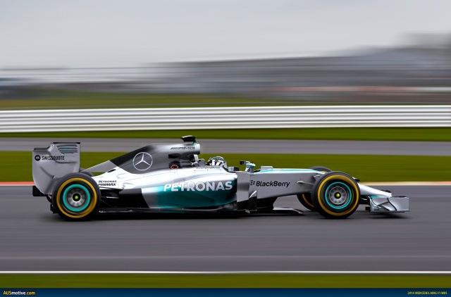 Mercedes-AMG-F1-W05-07