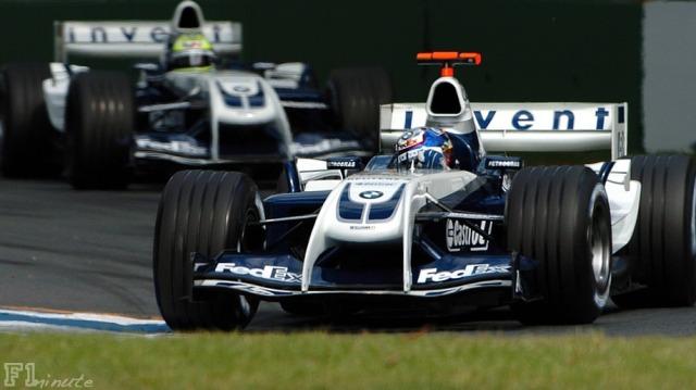 Montoya GP Austrália 2004