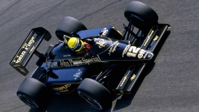 Senna San Marino 85