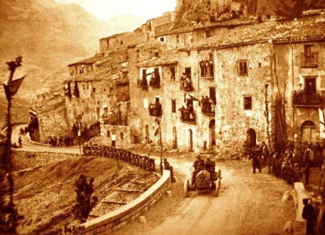 2nd Targa Florio 1907