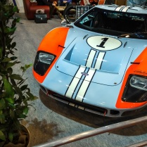 Ford GT40 Mark II