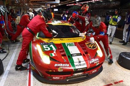 Corse Ferrari 458 GTE2
