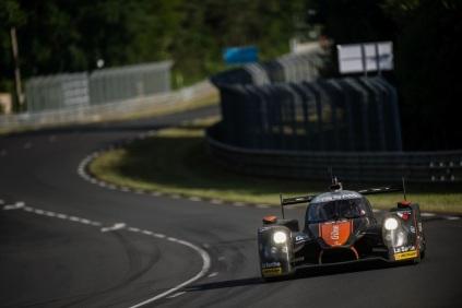 Oak Racing 2014 Ligier JS P2-Nissan