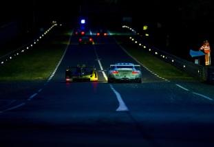 Team Manthey Porsche 911 RSR