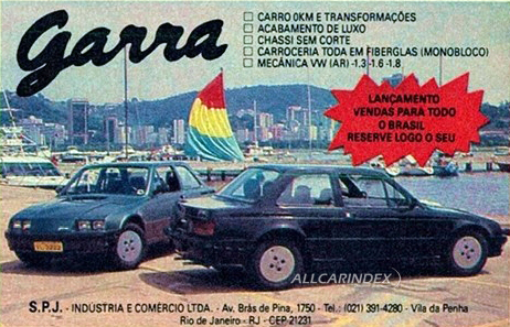 1987 SPJ Garra