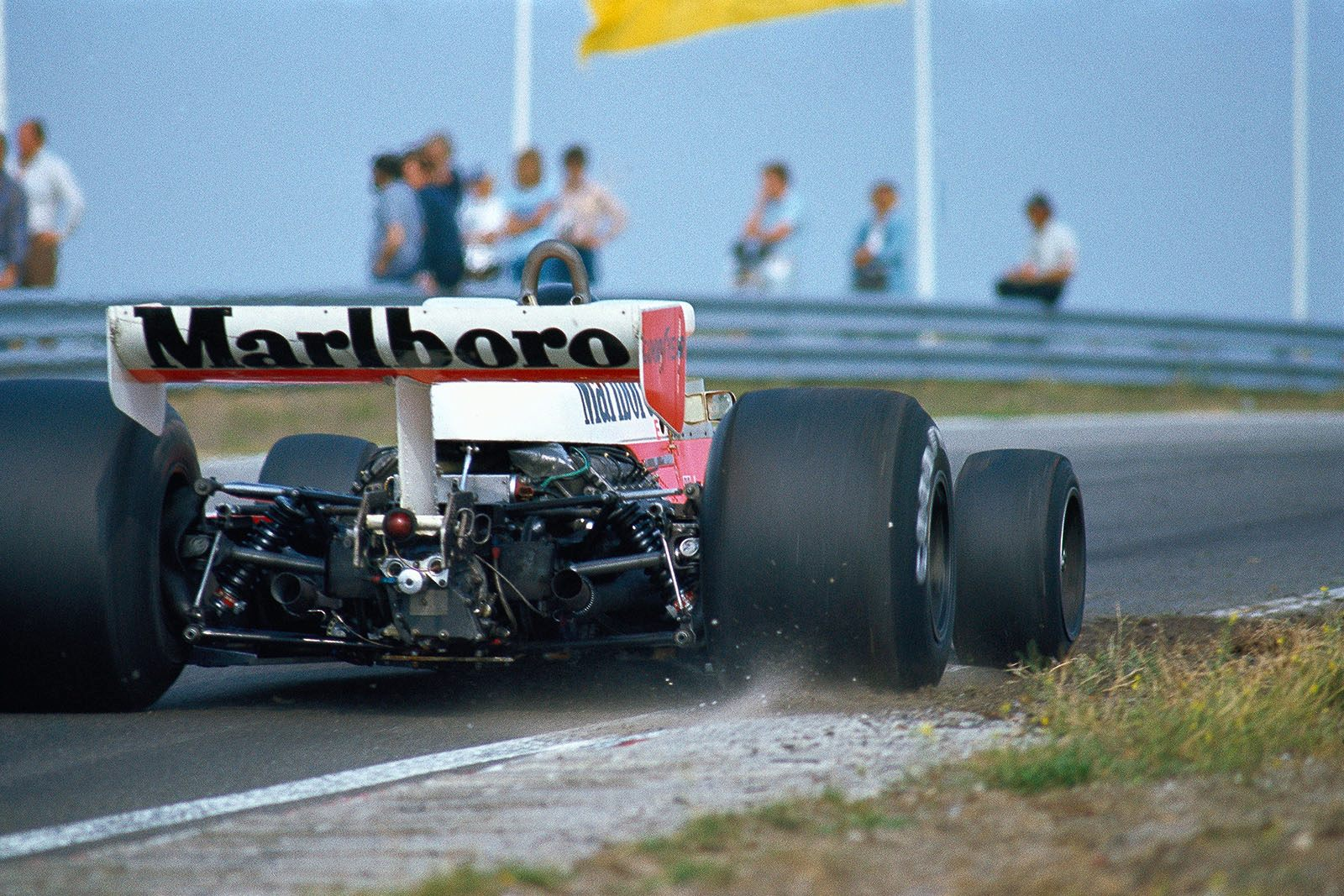 james hunt GP Dutch 1976