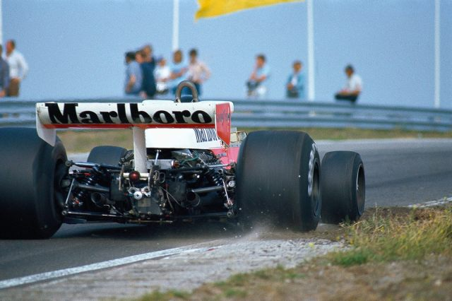 james hunt GP Dutch 1976