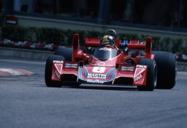 Formel 1, Grand Prix Monaco 1976, Monte Carlo, 30.05.1976 Carlos Pace, Brabham-Alfa Romeo BT45 www.hoch-zwei.net , copyright: HOCH ZWEI / Ronco