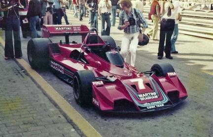 1977 - Brabham BT45 Alfa Romeo