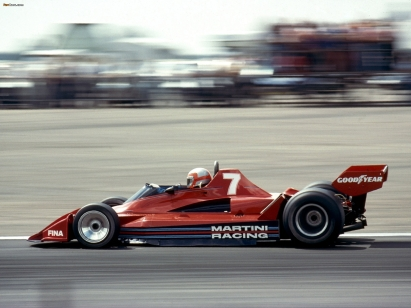 John Watson ((GB), Martini Racing BT45. 1977